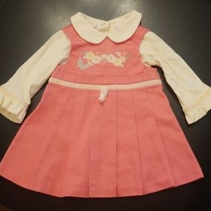First Impressions dress, worn once, 6-9 months